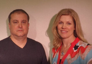 Christa and Scott Browne